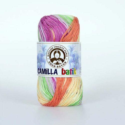Camilla Batik Cotton - 5 Ply