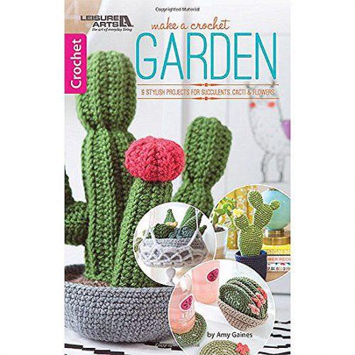 crochet a garden