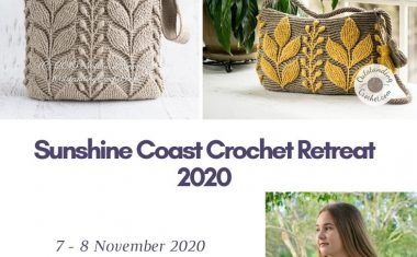 Highlights of the 2020 Crochet Retreat