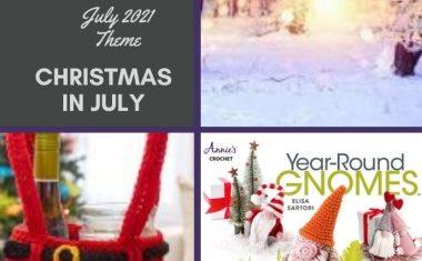 Crochet Extra  – July 2021