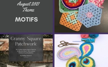 Crochet Extra  – August 2021