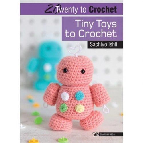tiny toys to crochet
