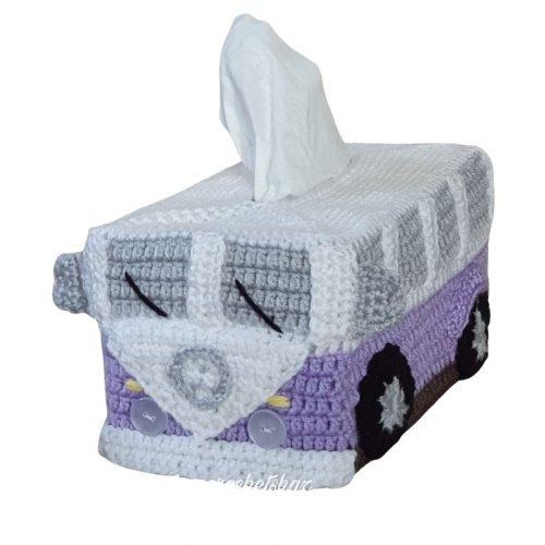 kombi tissue box cover pattern