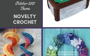 Crochet Extra  – October 2021